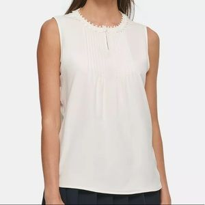 Tommy Hilfiger NWT white top